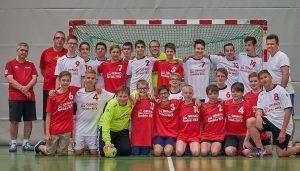 männliche C- und B-Jugend 2017/18