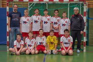 EJW Münchingen: männliche D-Jugend  2017/18